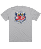 Rowdy Gentleman - Back To Back Crest Pocket Tee