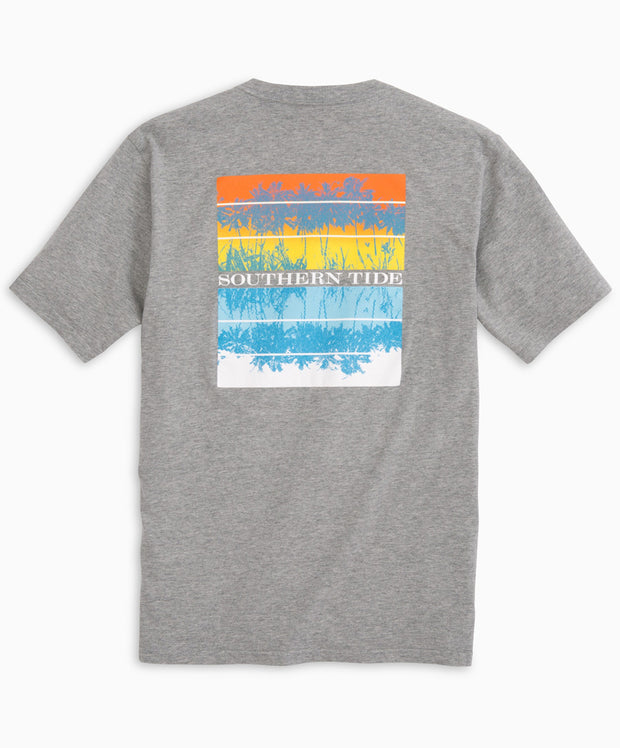 Southern Tide - Heathered Southern Reflection Tee