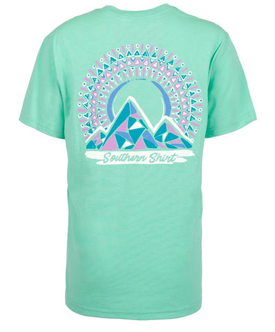 Southern Shirt Co - Mosaic Mountains Tee