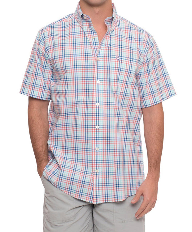 Southern Shirt Co - Hampton Check Cotton Club Shirt