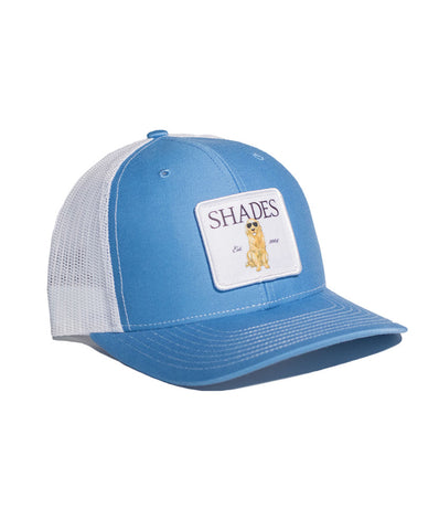 Shades - Shades Patch Logo Trucker Hat