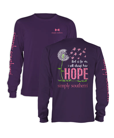 Simply Southern - Hope Long Sleeve Tee