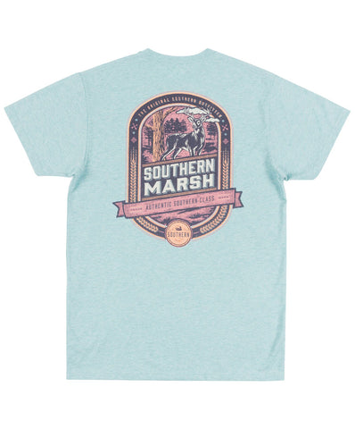 Southern Marsh - Genuine - Deer Hunting Short Sleeve Tee