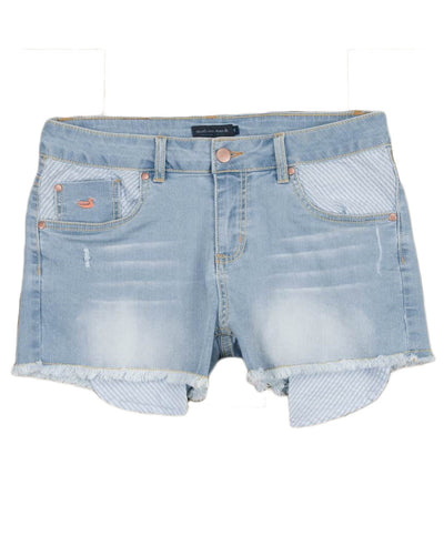 Southern Marsh - Denim Jessie Short
