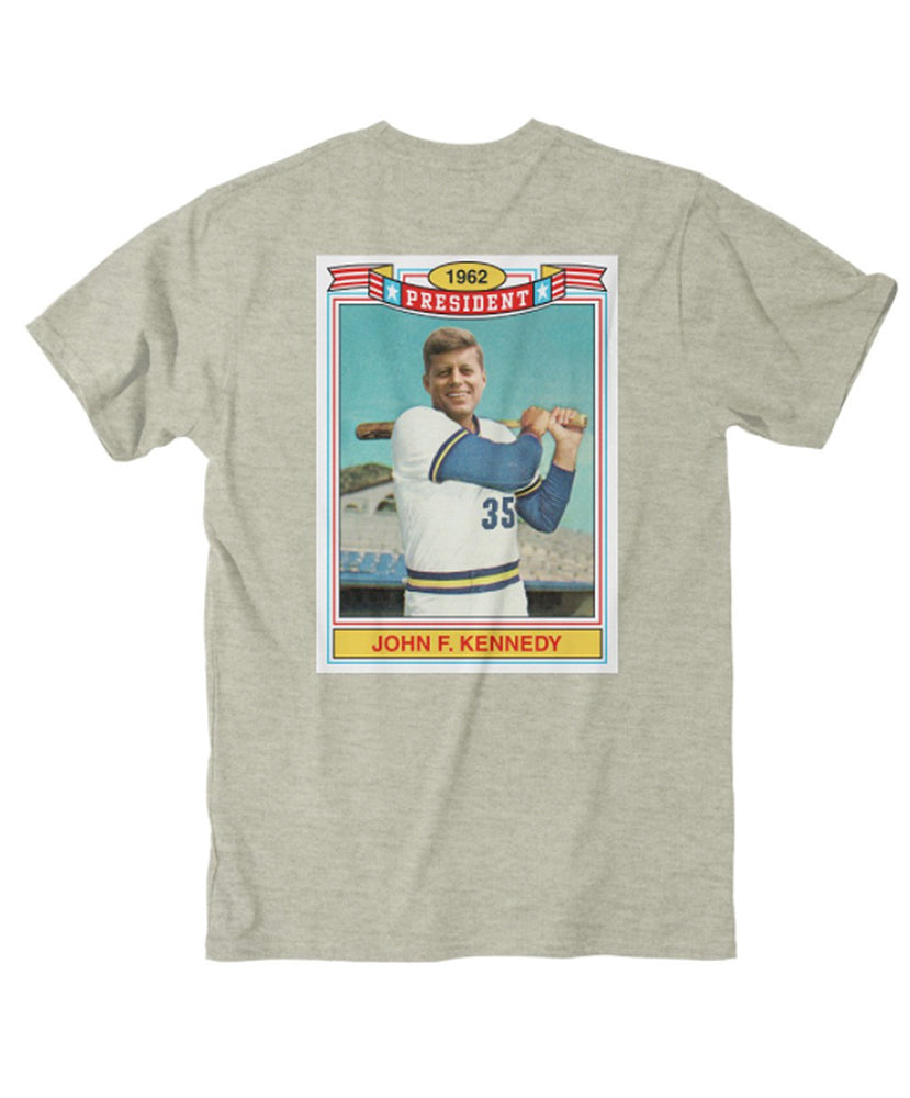 Rowdy Gentleman - JFK Rookie Card Tee