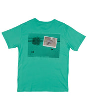 Southern Marsh - Mallard Morning S/S - Jockey Green Back