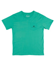 Southern Marsh - Mallard Morning S/S - Jockey Green Front