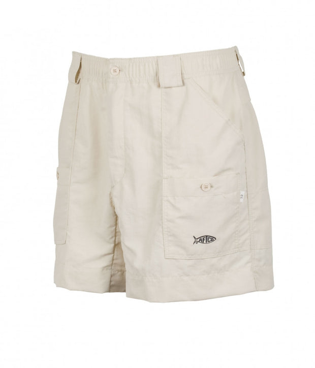 Aftco - Boys Original Fishing Shorts - Natural