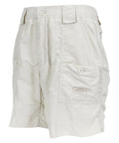 "Aftco - Original Long Fishing Shorts 18"" - Natural"