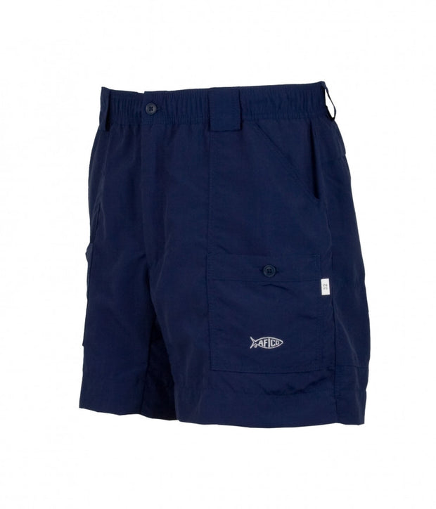 Aftco - Boys Original Fishing Shorts - Navy