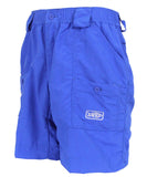 "Aftco - Original Long Fishing Shorts 18"" - Royal"