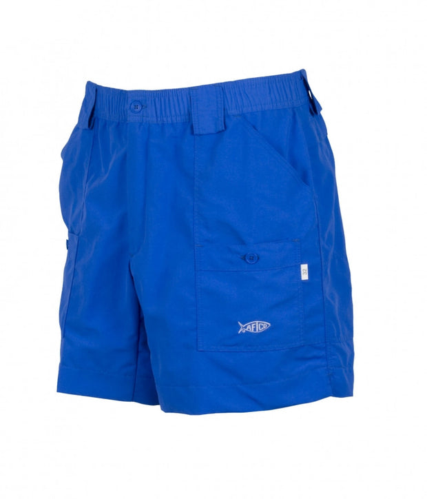 Aftco - Boys Original Fishing Shorts - Royal