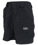 "Aftco - Original Long Fishing Shorts 18"" - Black"