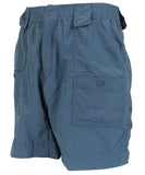 "Aftco - Original Long Fishing Shorts 18"" - Ocean"