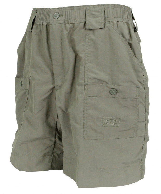 "Aftco - Original Long Fishing Shorts 18"" - Olive"