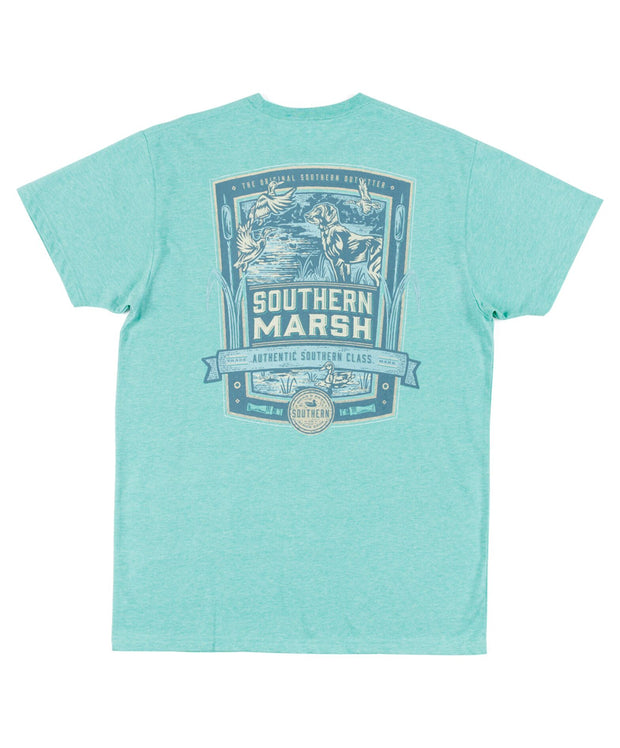 Southern Marsh - Genuine - Duck Hunting Short Sleeve Tee