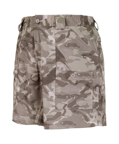 Aftco - Camo Original Fishing Short 16""