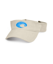 Costa - Cotton Visor - Khaki