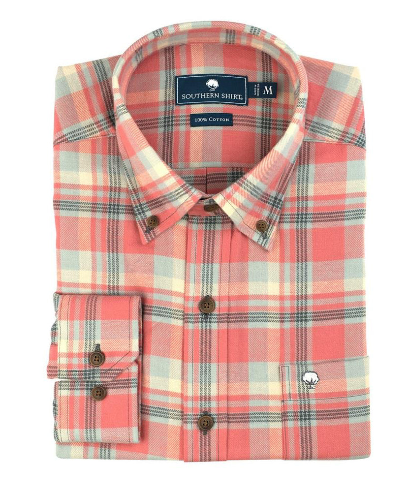 Southern Shirt Co. - Kennesaw Flannel Shirt