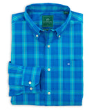 Southern Tide - Lenwood Plaid Sport Shirt