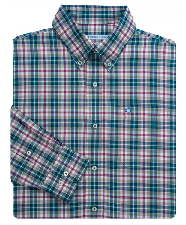 Southern Tide - Lexington Plaid Sport Shirt