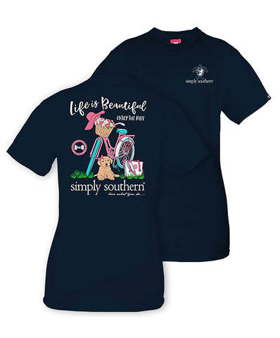 Simply Southern - Life is Beautiful Tee