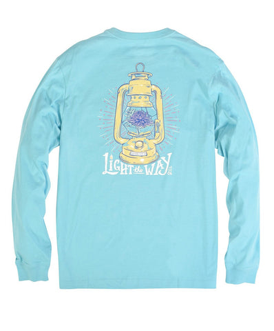 Southern Shirt Co. - Light The Way Long Sleeve Tee