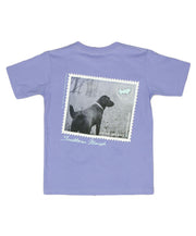 Southern Marsh - Youth Black Lab Tee