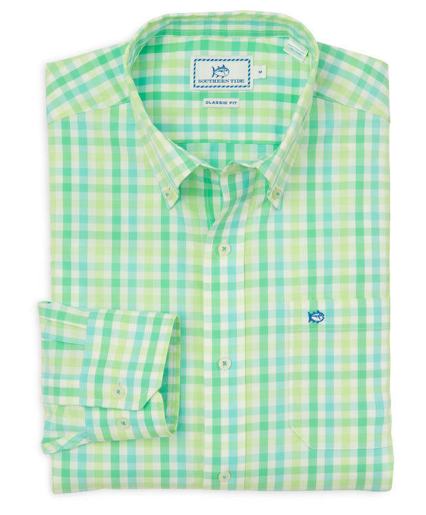 Southern Tide - Royall Avenue Check Classic Sport Shirt