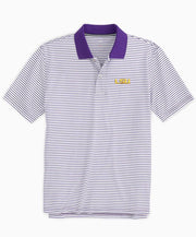 Southern Tide - Gameday Pique Stripe Polo