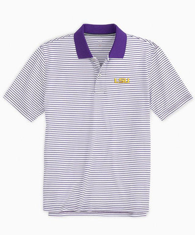 State Traditions - Louisiana Baton Rouge Herringbone Tee
