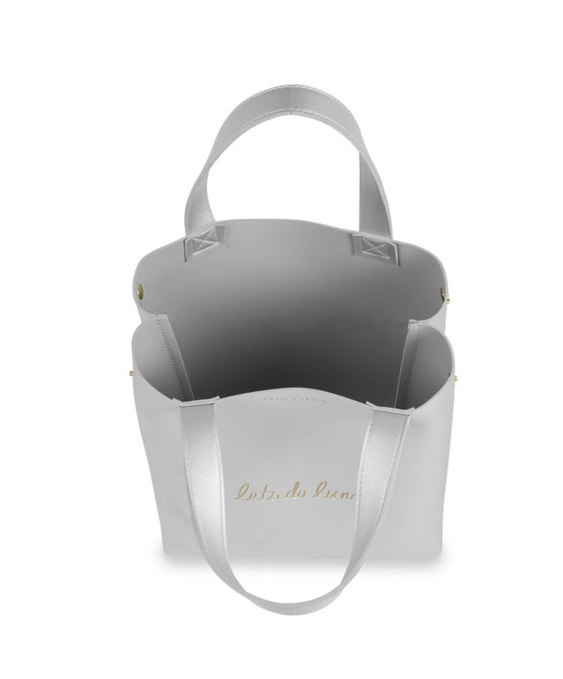 Katie Loxton - Lunch Bag - Let's Do Lunch
