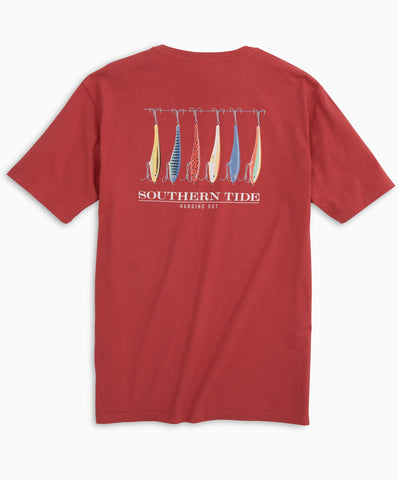 Southern Tide - Hanging Out Short Sleeve Tee