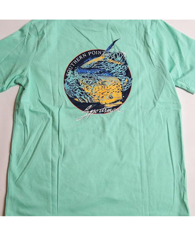 Southern Point - Sportsman Mahi Signature Tee