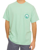 Southern Shirt Co. - The Match Tee - Herbal Mist Front