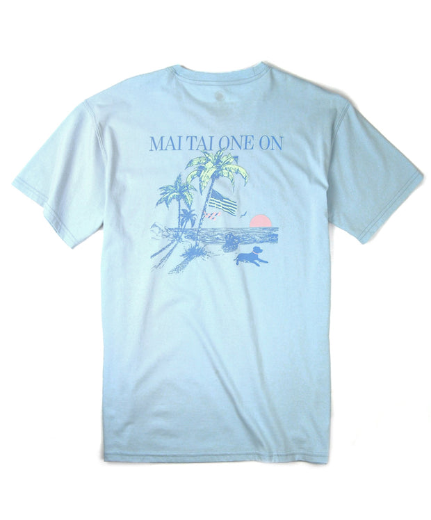 Southern Proper - Mai Tai One On Short Sleeve Tee
