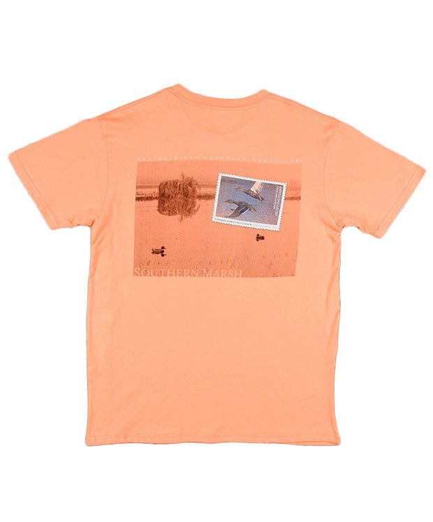 Southern Marsh - Mallard Morning S/S - Melon