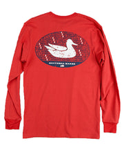Southern Marsh - American Class Long Sleeve - Red