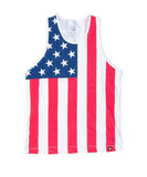 Rowdy Gentleman - The American Flag Tank