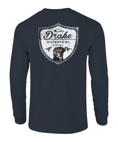 Drake - Drake Lab Shield Long Sleeve Tee