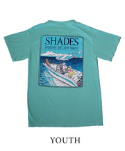 Shades - Youth Dogs On The Boat Tee