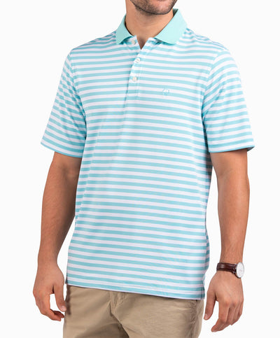Southern Shirt Co - New Folly Pique Performance Polo