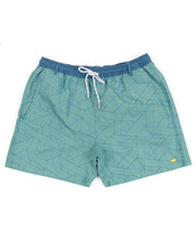 Southern Marsh - Dockside Swim Trunk - Fractured