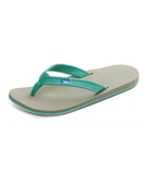 Southern Tide - Women's Weekend Flipjacks - Mint
