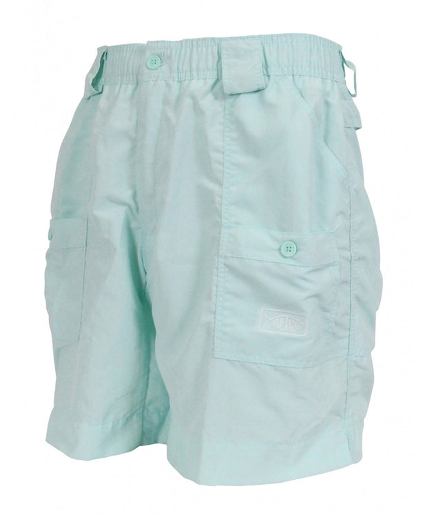 "Aftco - Original Long Fishing Shorts 18"" - Mint"