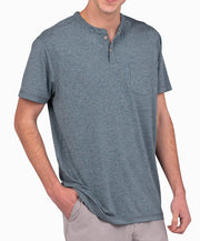 Southern Shirt Co - Vista Performance Henley