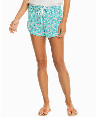 Southern Tide - Tropical Knit Lounge Short