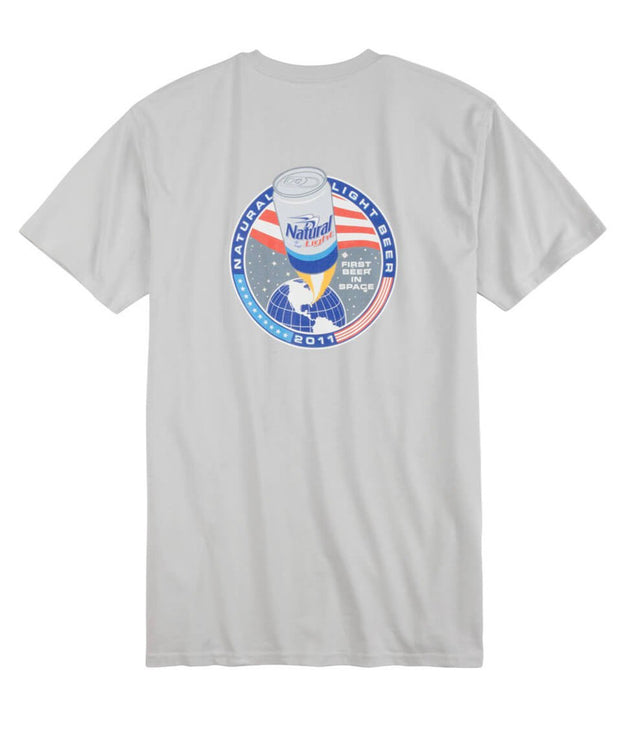 Rowdy Gentleman - Natty to the Moon Pocket Tee