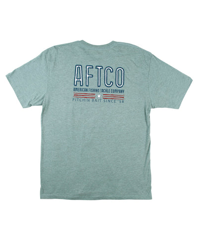 Aftco - Pitchin Heather Tee