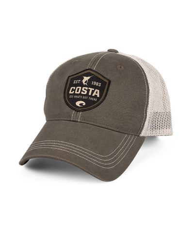 Costa - Shield Trucker Hat
